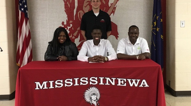 Batch Ceesay signs with Bluffton