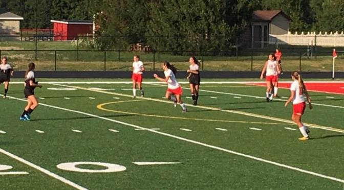 Soccer Faces a Tough Opening Night