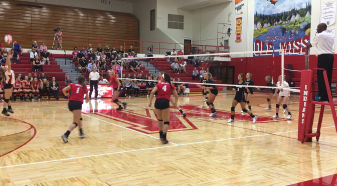 Volleyball Opens with Win, Boys Soccer & Tennis Recap