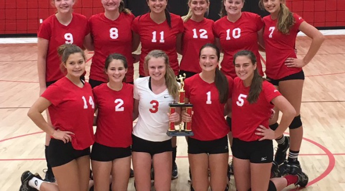 Volleyball Captures Title and Football with Huge Win, Weekend Recap