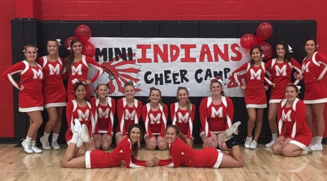 Mini Indians Cheer, Boys Tennis Sectional, & Soccer vs. Oak Hill