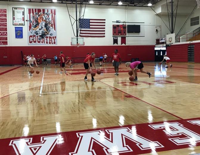 Girls Basketball Launches Season