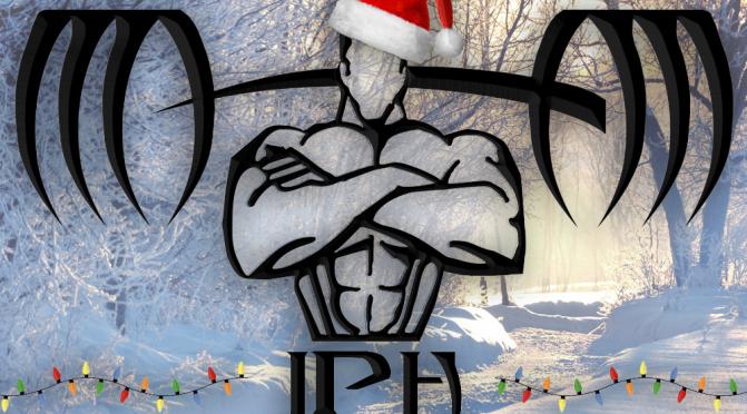Santa Slam 2017 Powerlifting Meet