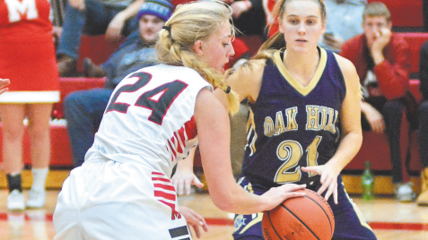 Erika Foy earns 1000 in tough weekend for Indians