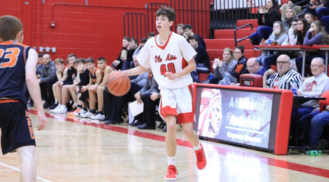 Mississinewa overtake Apaches late for the win