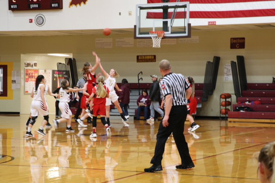 Six Wins for Girls Hoops on the Night