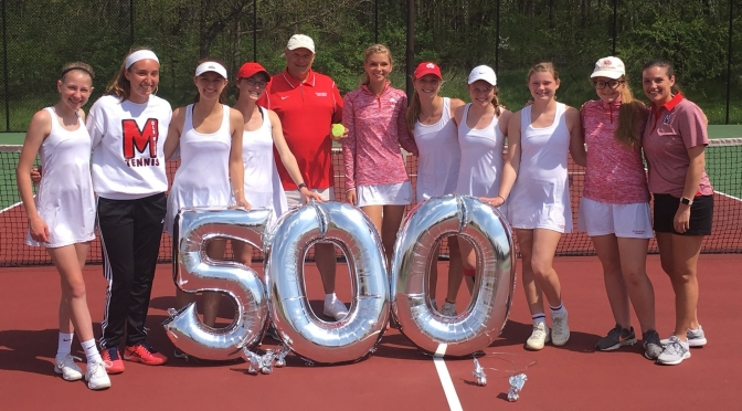 Coach Fleming reaches 500, Baseball & Softball win big, and Boys Golf triumphs at Northfield