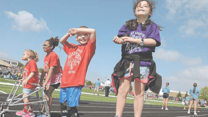 Unified Special Olympics, Tennis wins at Ball State, Tigers trouble Indians in CIC