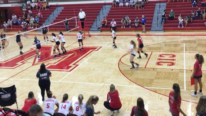 Girls Golf Falls to Daleville, Football Preps for Comets