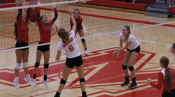 Tennis, Volleyball, and Golf Grab CIC Wins