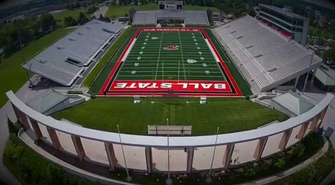 Mississinewa Football at BSU Tix Info
