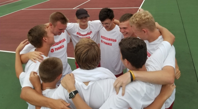 Panther Season Continues for Indian Tennis…