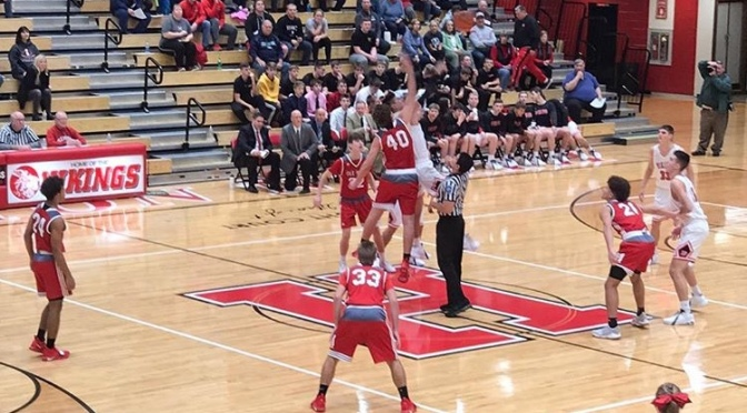 Indians vs. Huntington North 2018