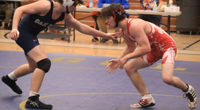 JV Moves to Championship, Wrestling Grant Four