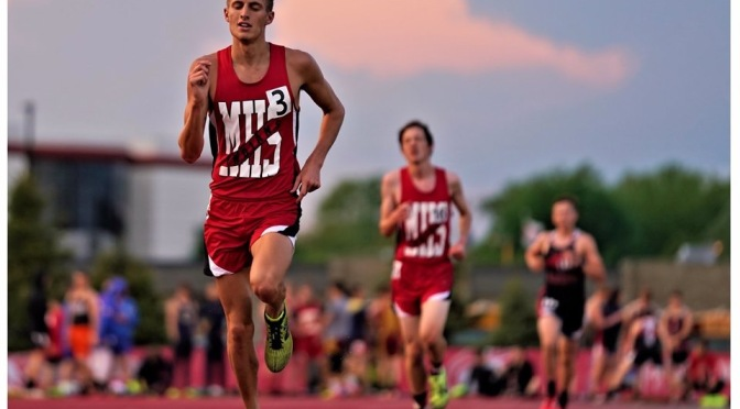 Boys Track Sectional Recap