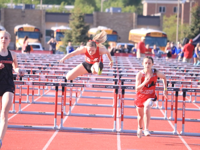 Girls Track Results