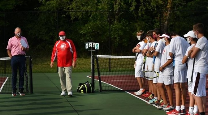 Tennis one match closer to CIC Crown