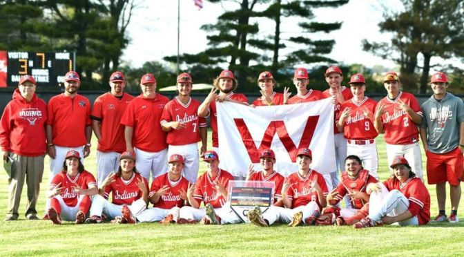 Baseball takes down Madison Grant, takes CIC plate back to Gas City