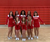 Girls JV Cheer